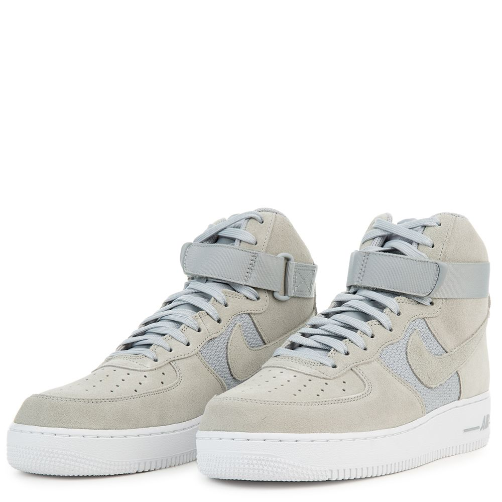 Nike Air Force 1 High '07 Pure PlatinumWolf Grey White 041