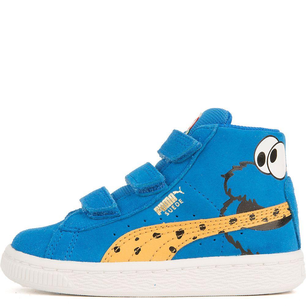 cookie monster sneakers puma
