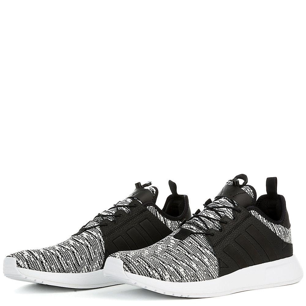 free shipping 34166 028d6 Men's X_PLR Black/White Sneaker TRACAR/TRABRN/FTWWHT