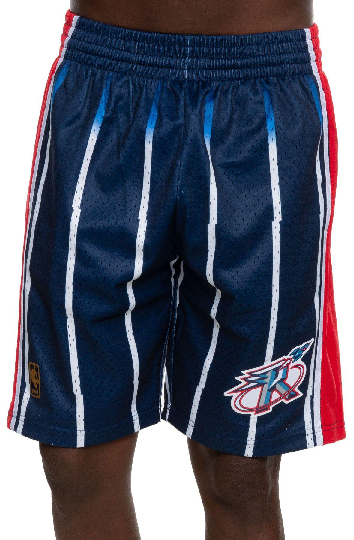 wholesale dealer 87530 a6ce0 Houston Rockets Swingman Shorts