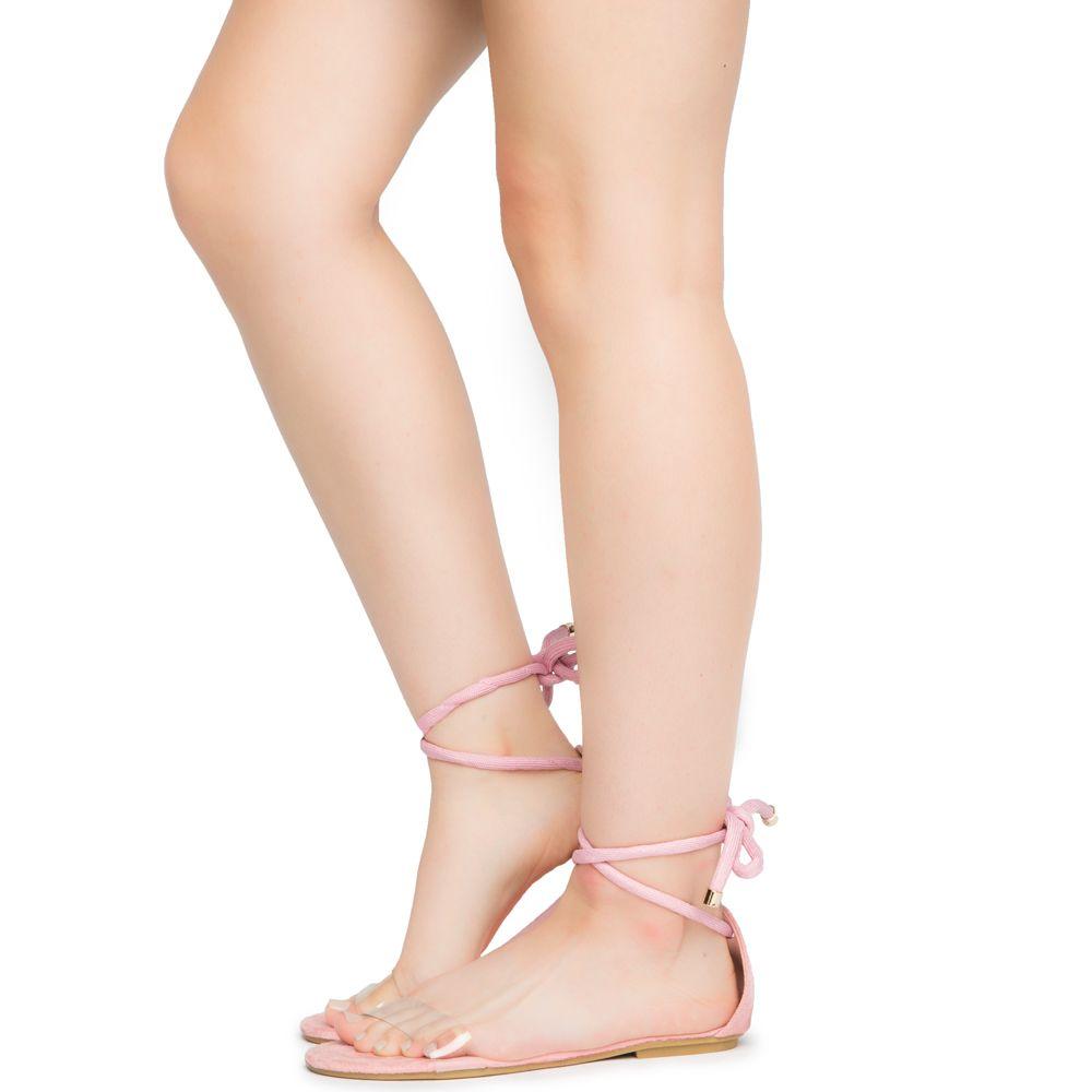 Cape Robbin Emily 78 Women's Pink Sandals Pink