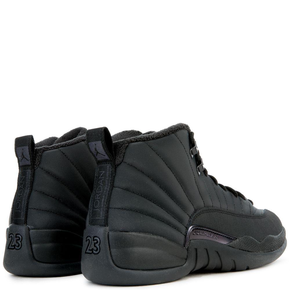 online store 72f64 a2f45 AIR JORDAN 12 RETRO WINTERIZED BLACK/BLACK-ANTHRACITE
