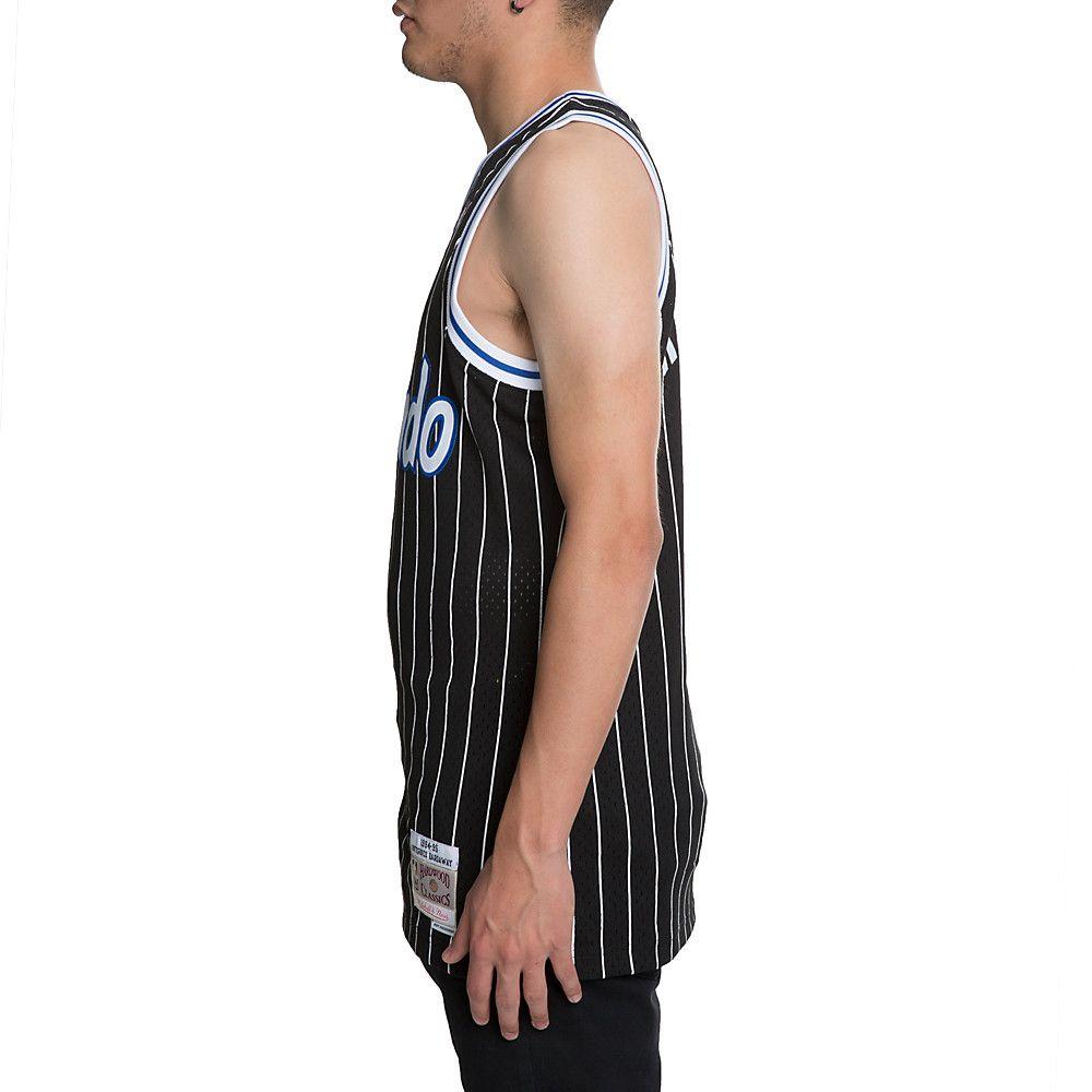 finest selection acd34 f41f8 Men's Penny Hardaway Swingman Jersey BLACK