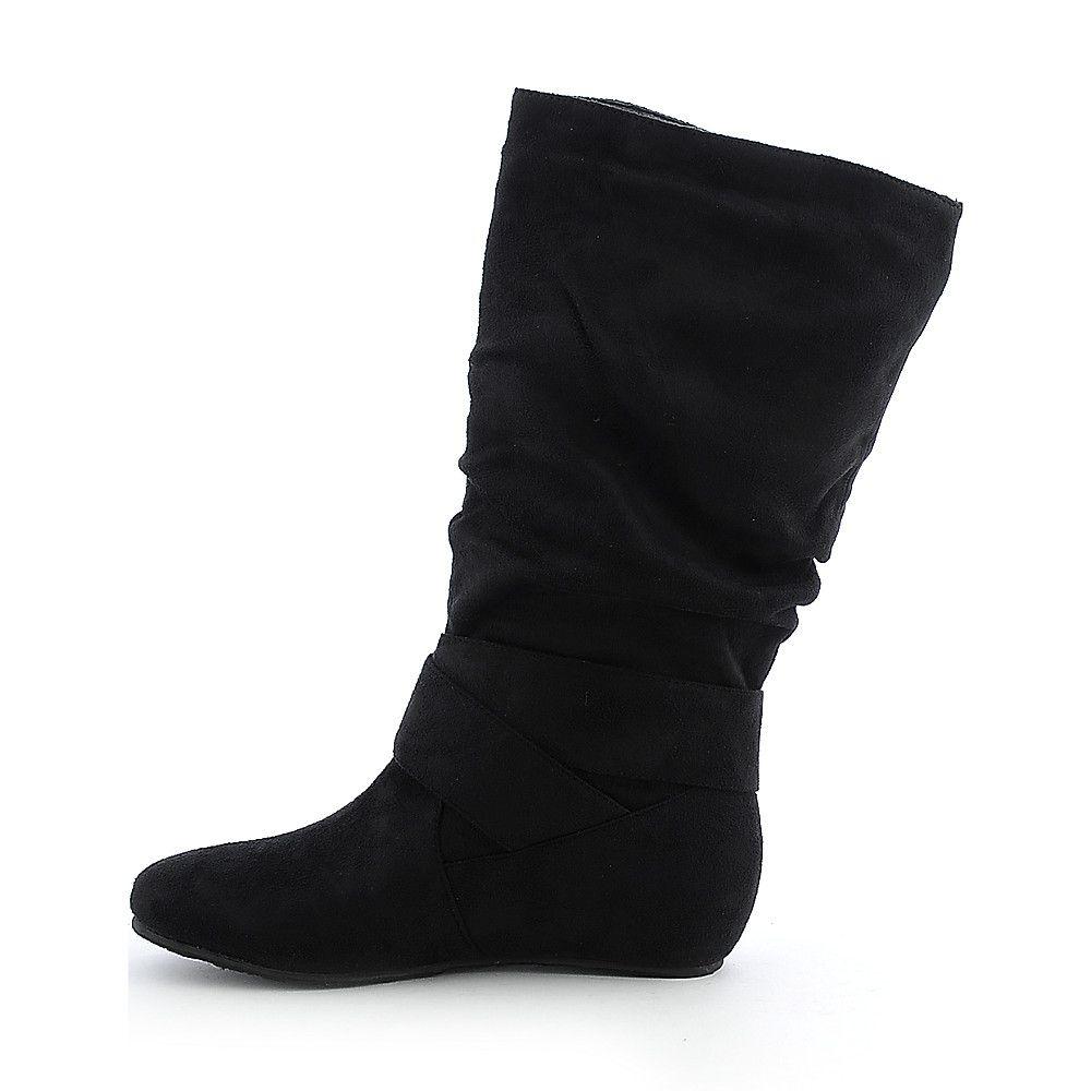 Women's Mid-Calf Pocket Boot Candies