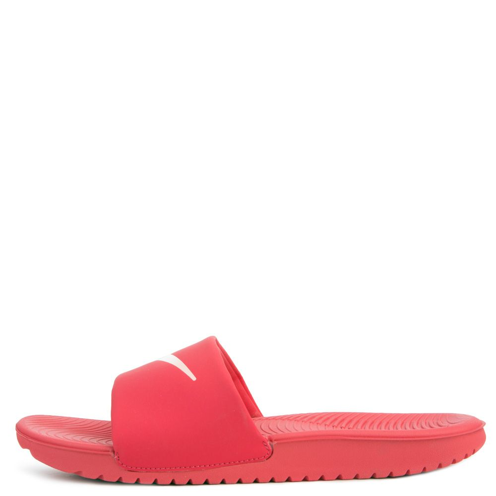 Size 13C 819353 602 Nike KAWA Sandals Slides Vivid Pink Coral