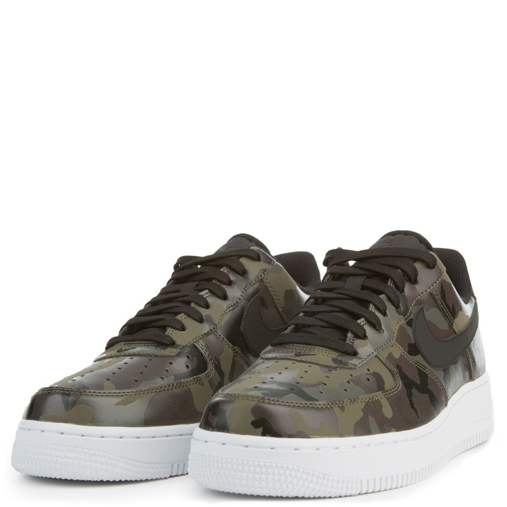 Air Force 1 07' LV8 MEDIUM OLIVEBLACK BAROQUE BROWN SEQUOIA