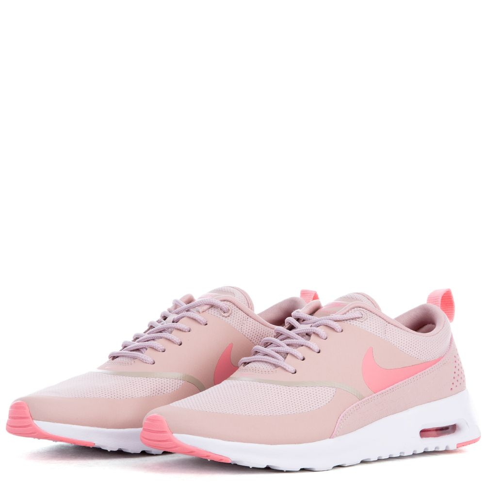Nike Air Max Thea Pink OxfordBright MelonWhite Girl Shoes