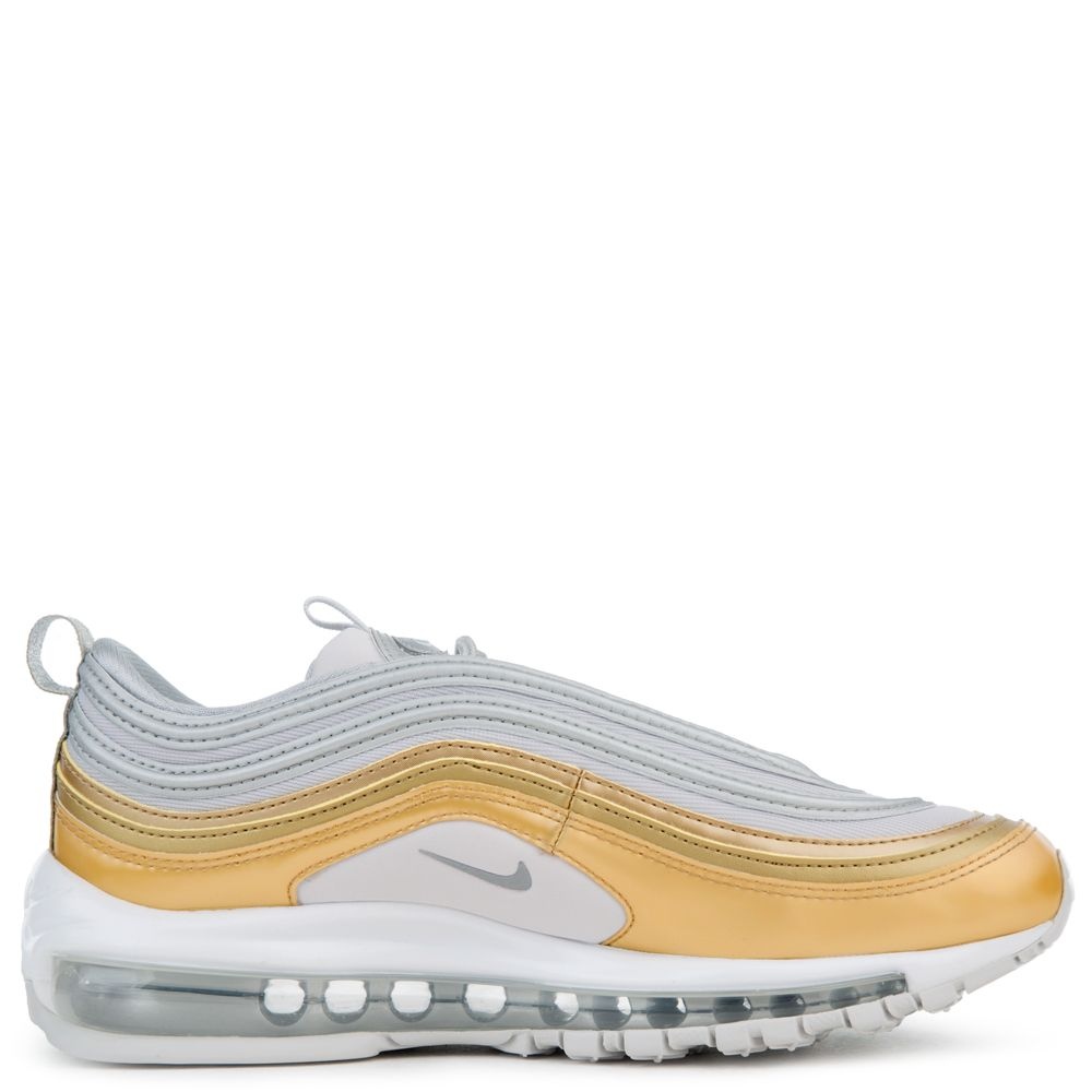 Details about New Nike Air Max 97 QS Metallic Gold Black Red Womens US Size 7 UK 4.5 EUR 38