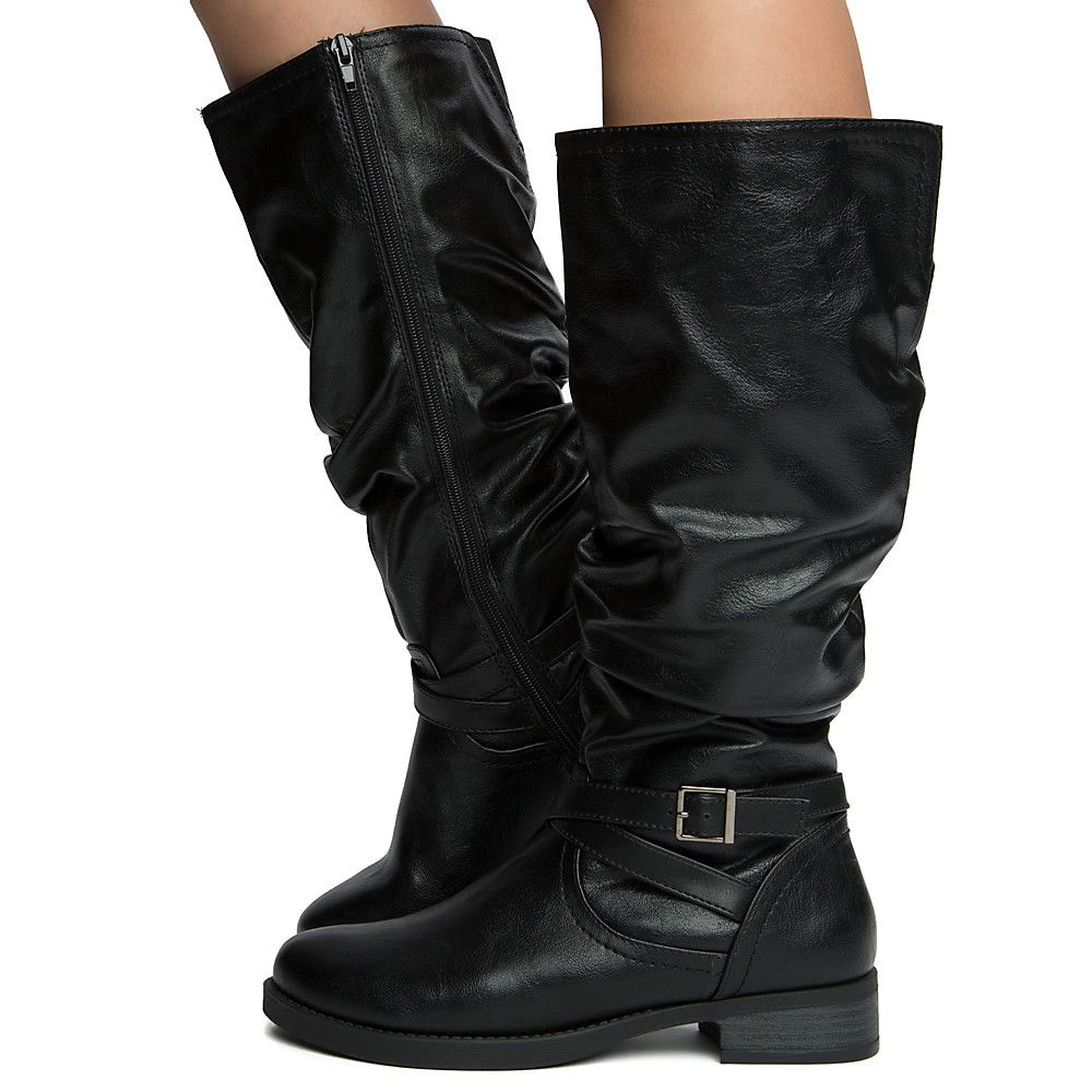 Women's Dale-S Midcalf Boots BLACK
