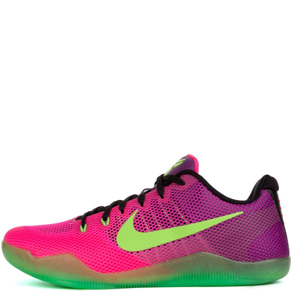 Kobe XI Pink/Green/Purple/Black