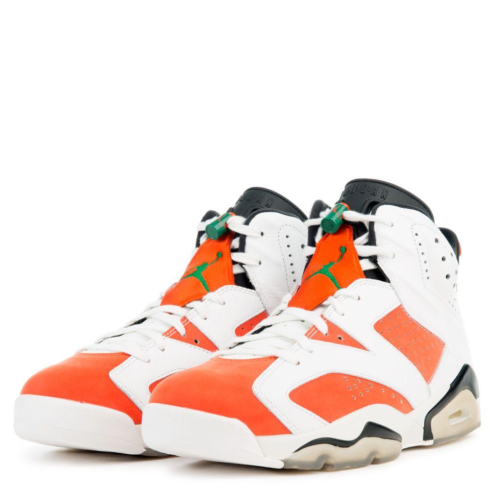 jordan 6 white orange