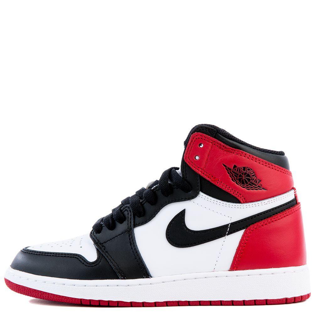 jordan 1 retro red and black