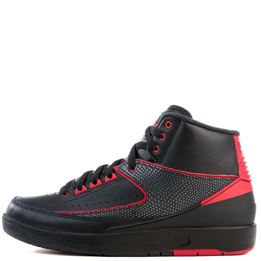 Air Jordan 2 Retro Black/Red