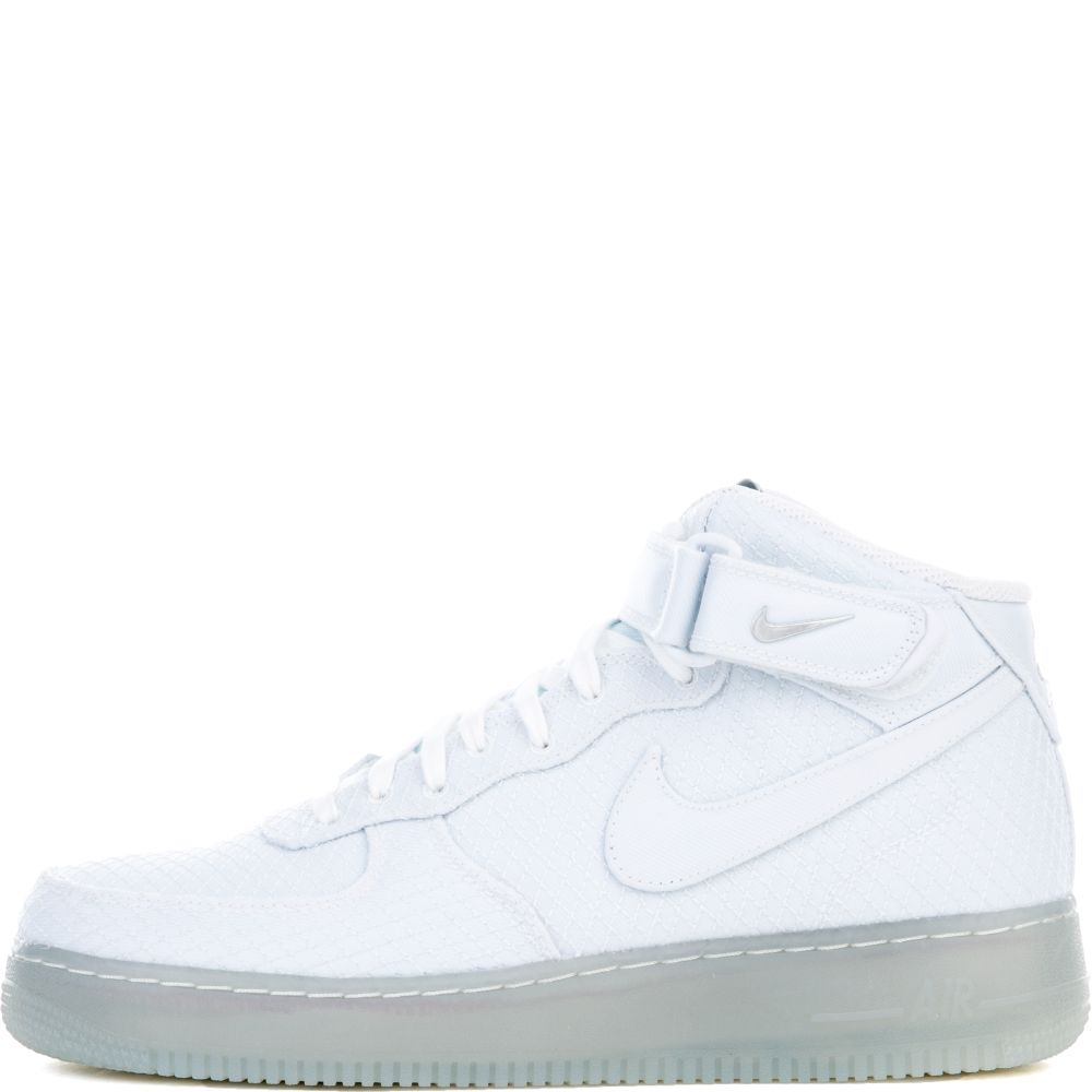 Nike Air Force 1 Mid '07 LV8 White : Release date, Price & Info