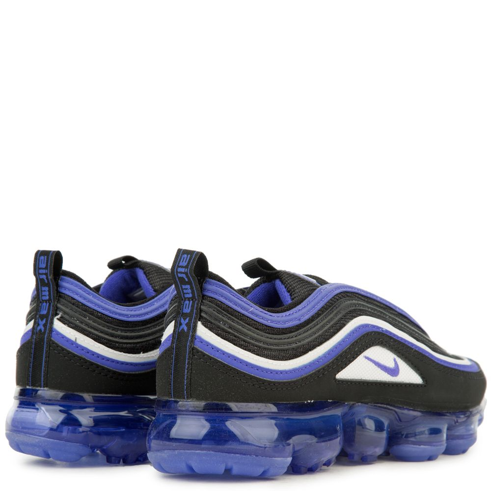 brand new 1c63a d3ed6 (GS) AIR VAPORMAX '97 BLACK/PERSIAN VIOLET-WHITE