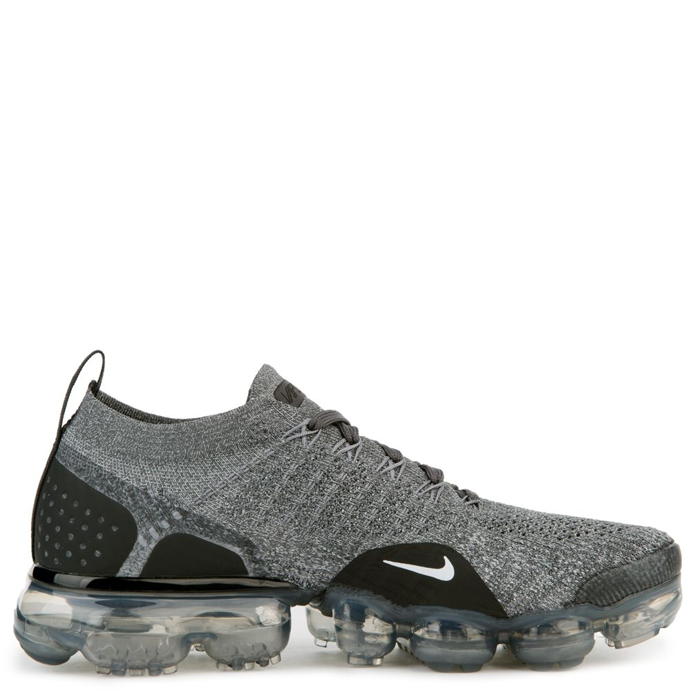 new concept 2a3f3 c3fdc WOMEN'S NIKE AIR VAPORMAX FLYKNIT 2 DARK GREY/BLACK/WOLF GREY
