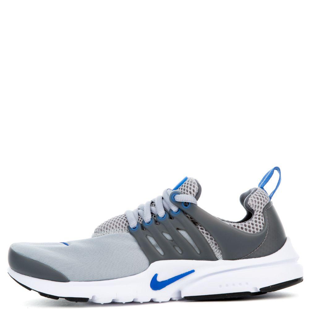 New Nike Presto 833875 013 Black Grey Running Shoes Kids GS Size 7