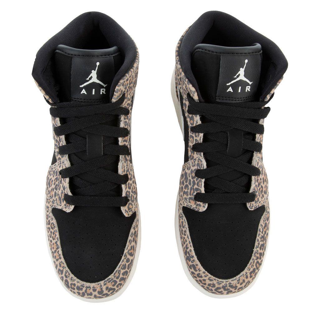 GS) Air Jordan 1 Mid SE