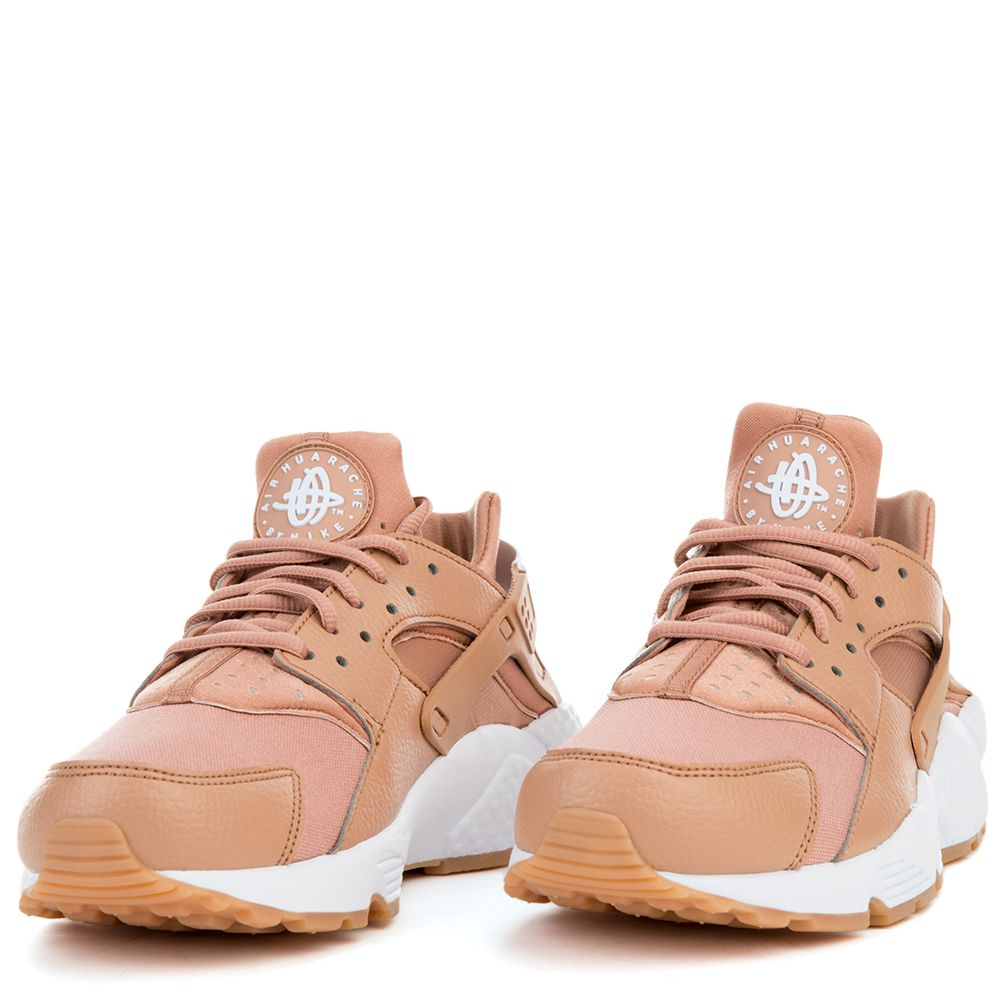 size 7 look out for aliexpress Air Huarache Run DUSTED CLAY/WHITE-GUM YELLOW