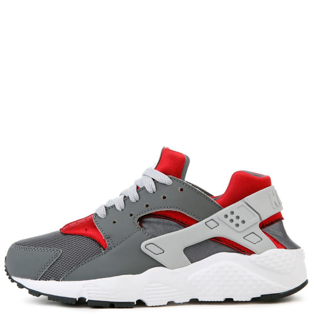 comprador si puedes Circunferencia  Huarache Run Grey/Red/White