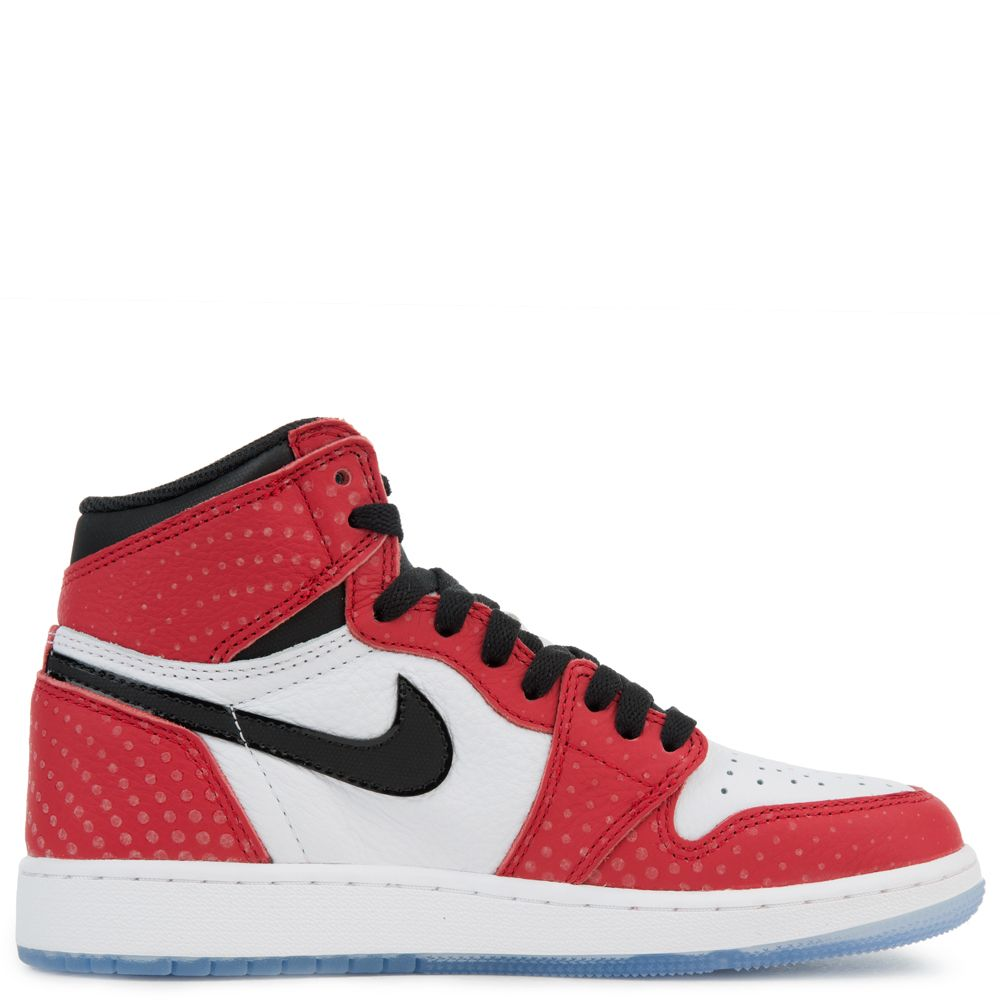air jordan retro 1 red black white
