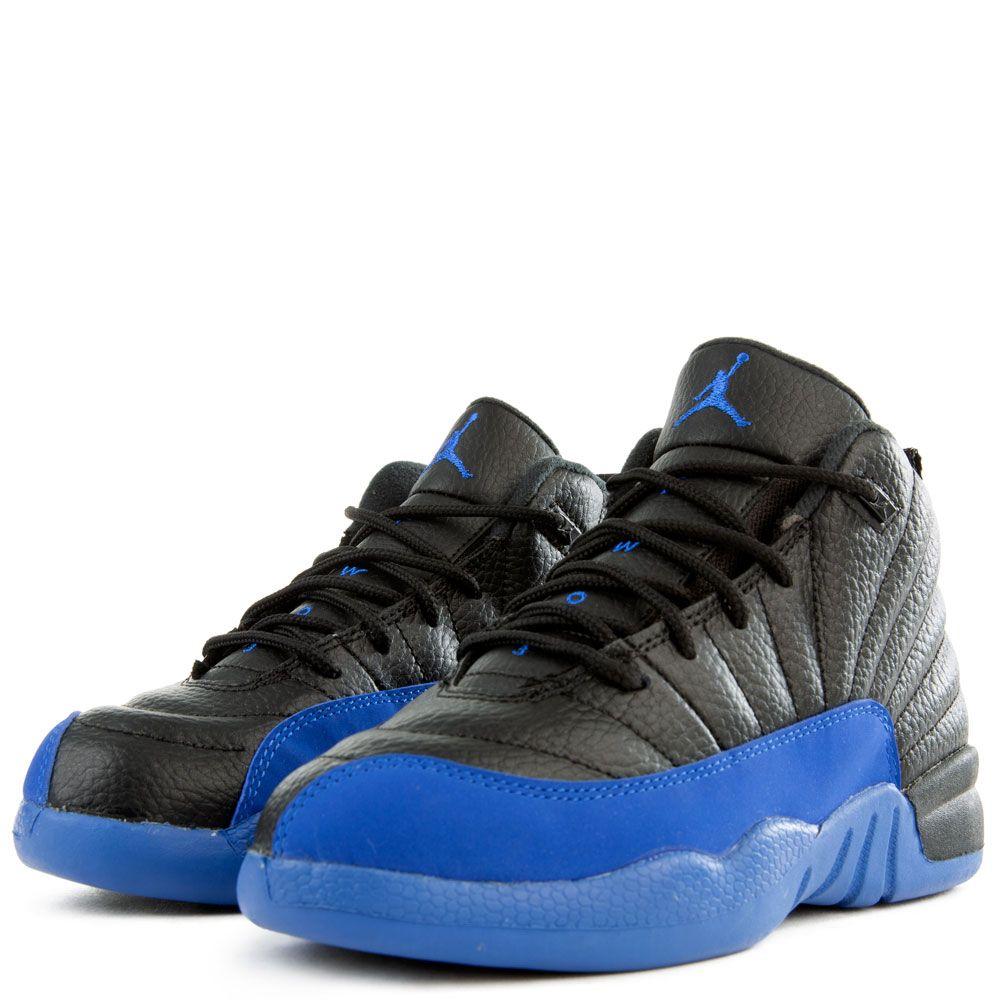 black and blue jordan retro 12 \u003e Up to
