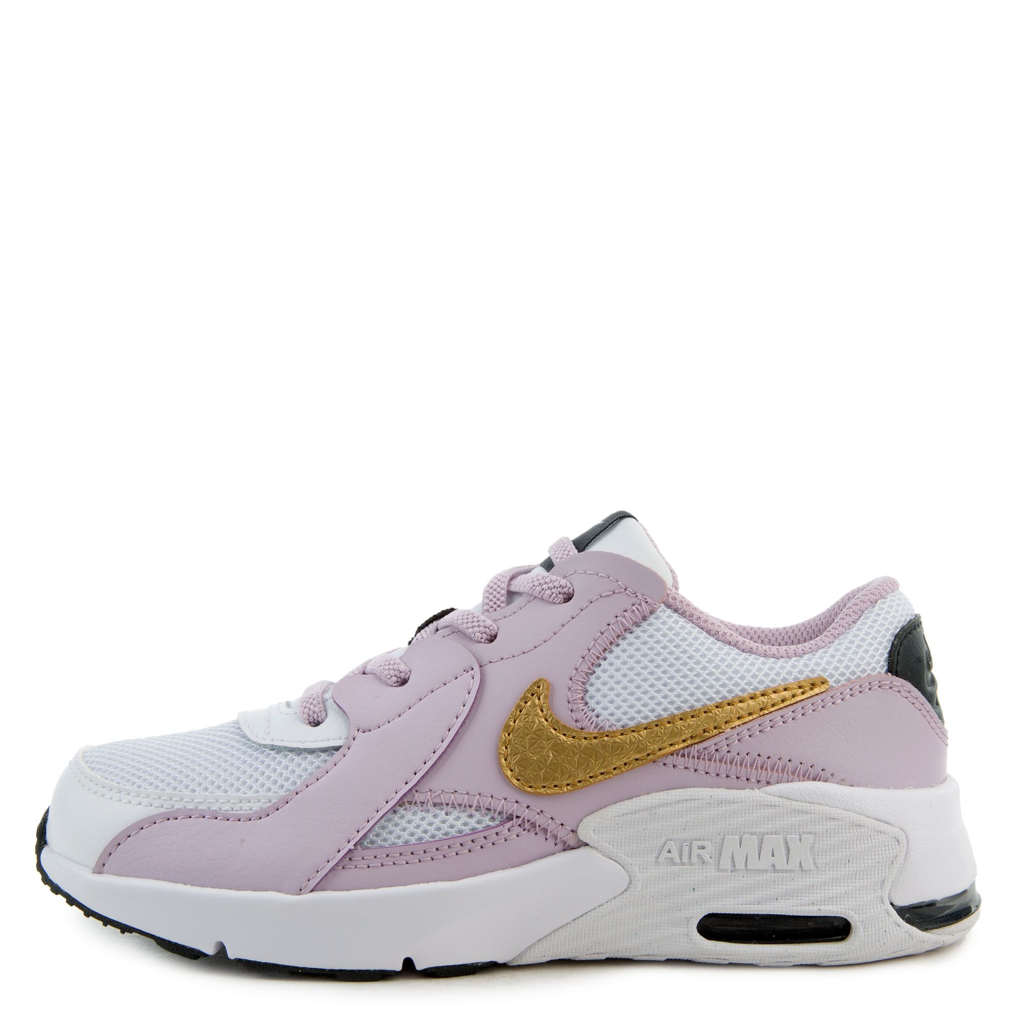 Air Max Excee White/Metallic Gold-Iced