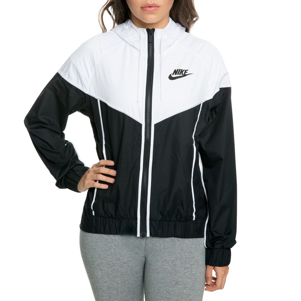 durable modeling choose latest exquisite craftsmanship NIKE SPORTSWEAR WINDRUNNER JACKET BLACK/WHITE/BLACK