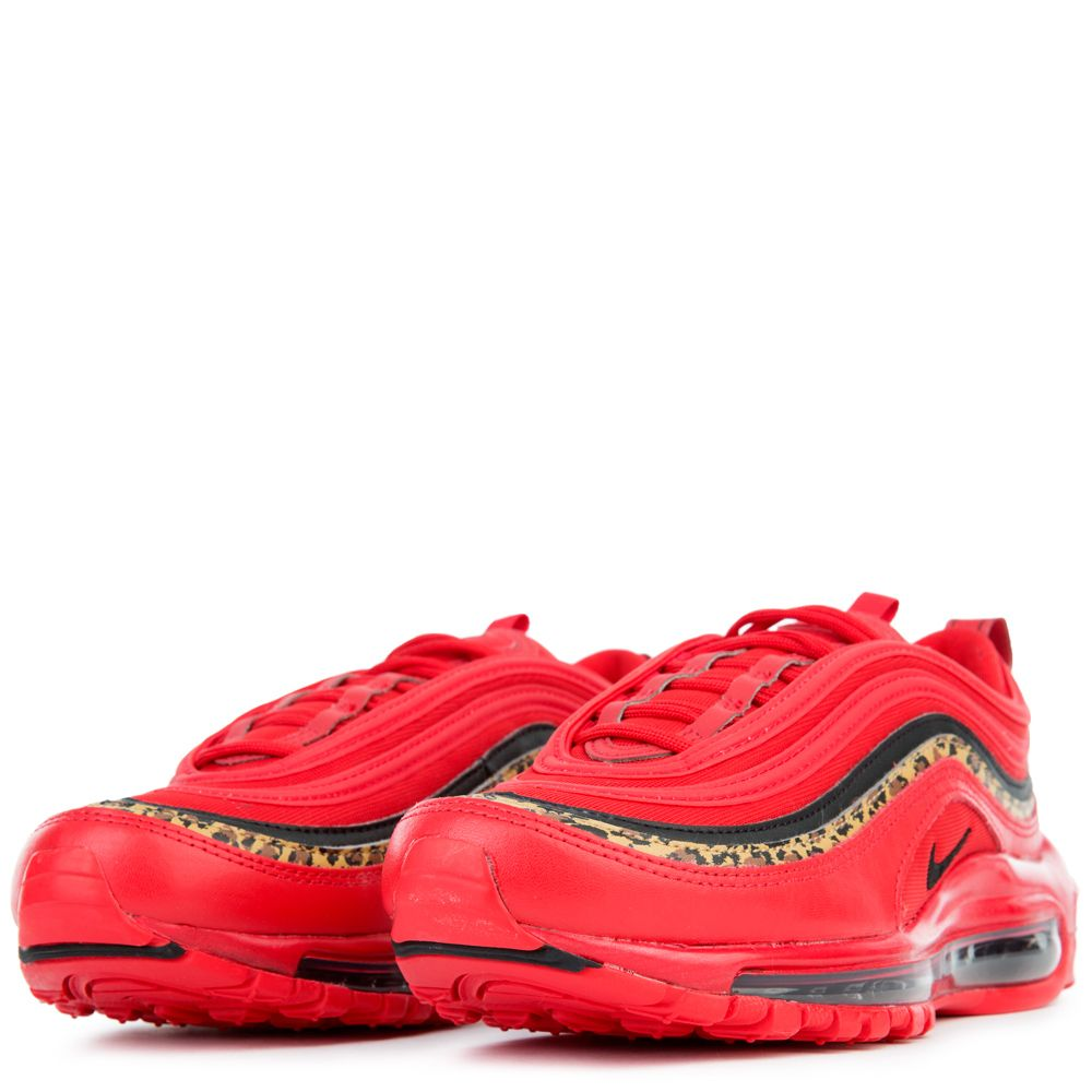 best service edc07 532a0 WOMEN'S AIR MAX 97 UNIVERSITY RED/BLACK-PRINT