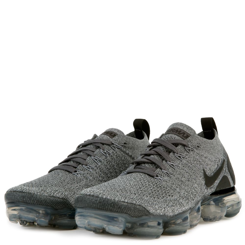 new concept 7db83 1e19d WOMEN'S NIKE AIR VAPORMAX FLYKNIT 2 DARK GREY/BLACK/WOLF GREY