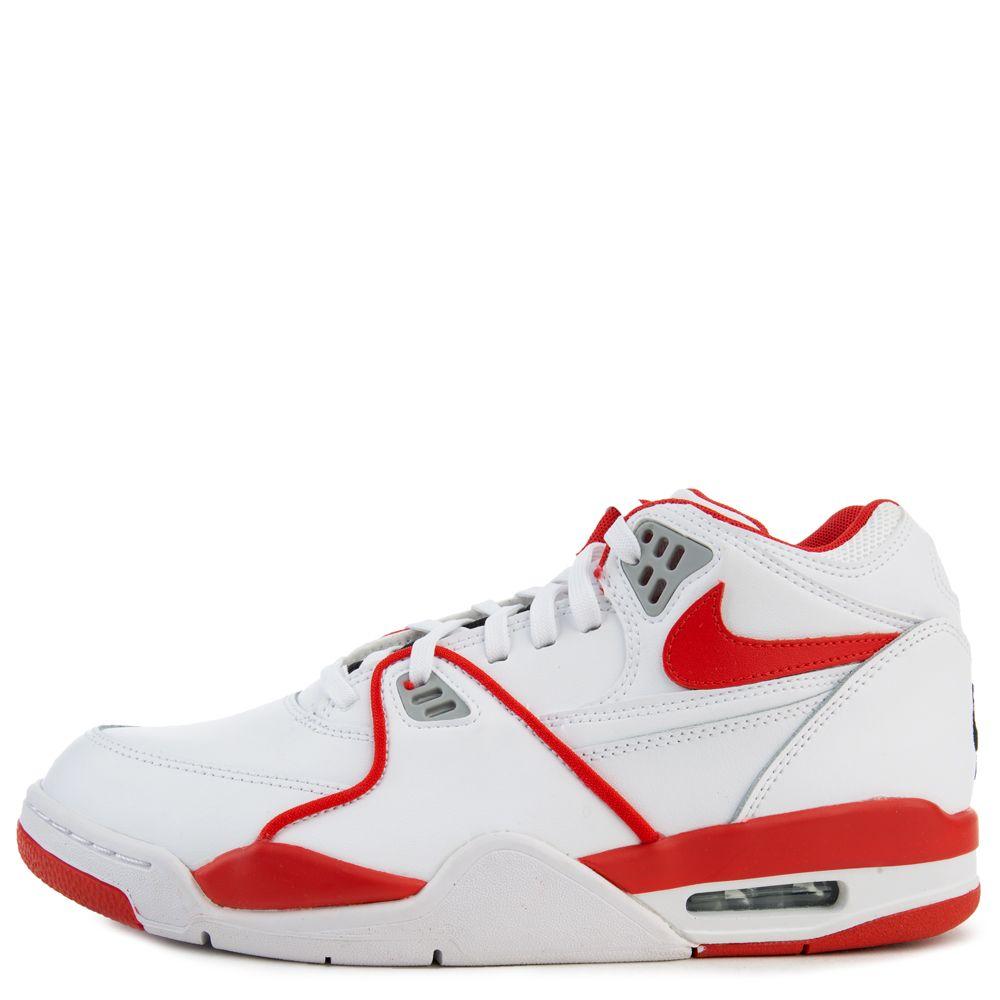 Nike Air Flight 89 Schuhe schwarz weiß rot im WeAre Shop