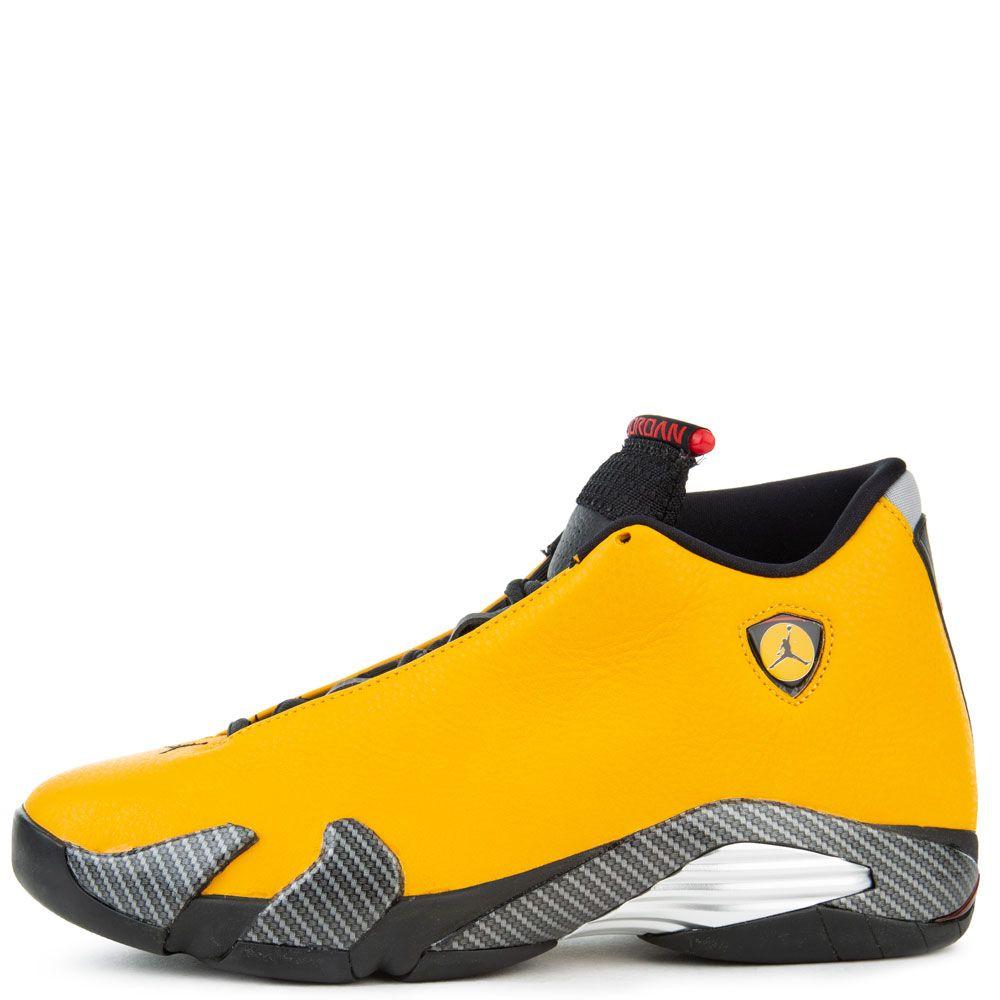sale retailer 02a07 53ea4 Air Jordan 14 Retro SE University Gold/Black-University Red