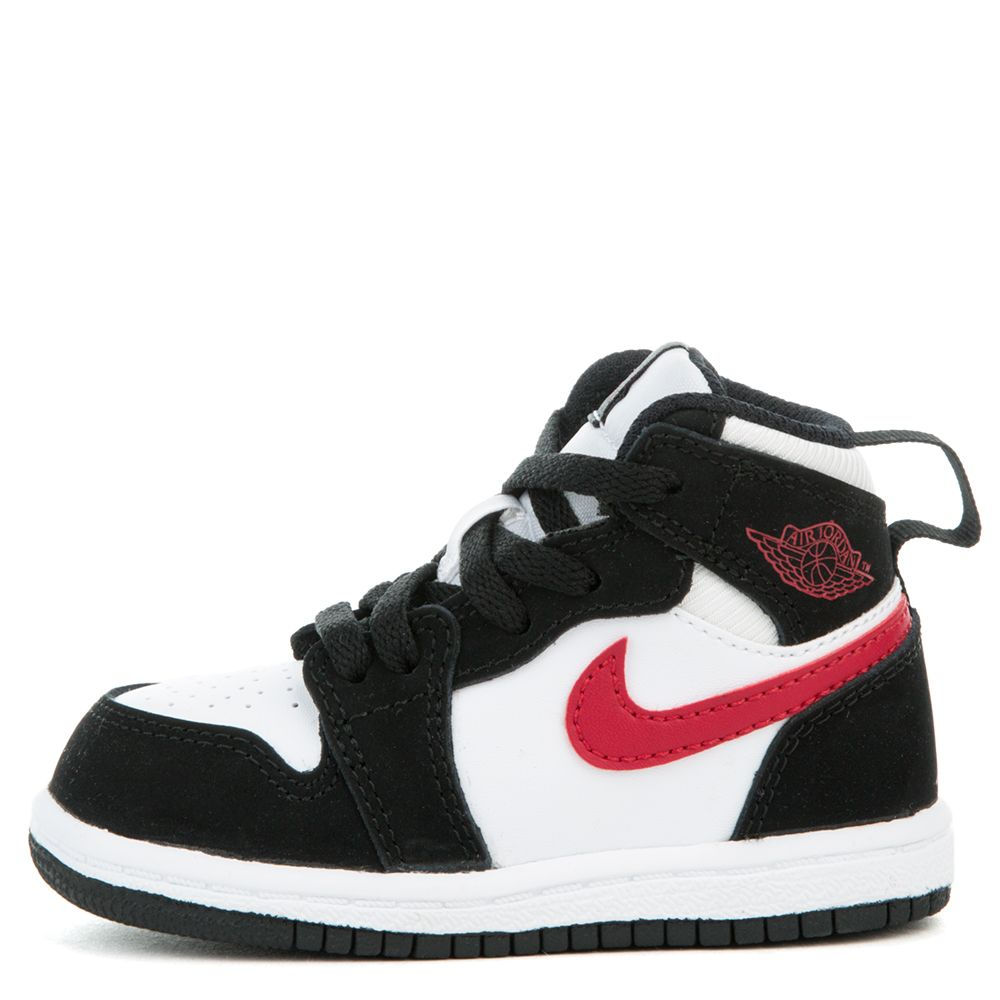 pretty nice 55985 4d1d6 JORDAN 1 RETRO HIGH BT BLACK/GYM RED-WHITE