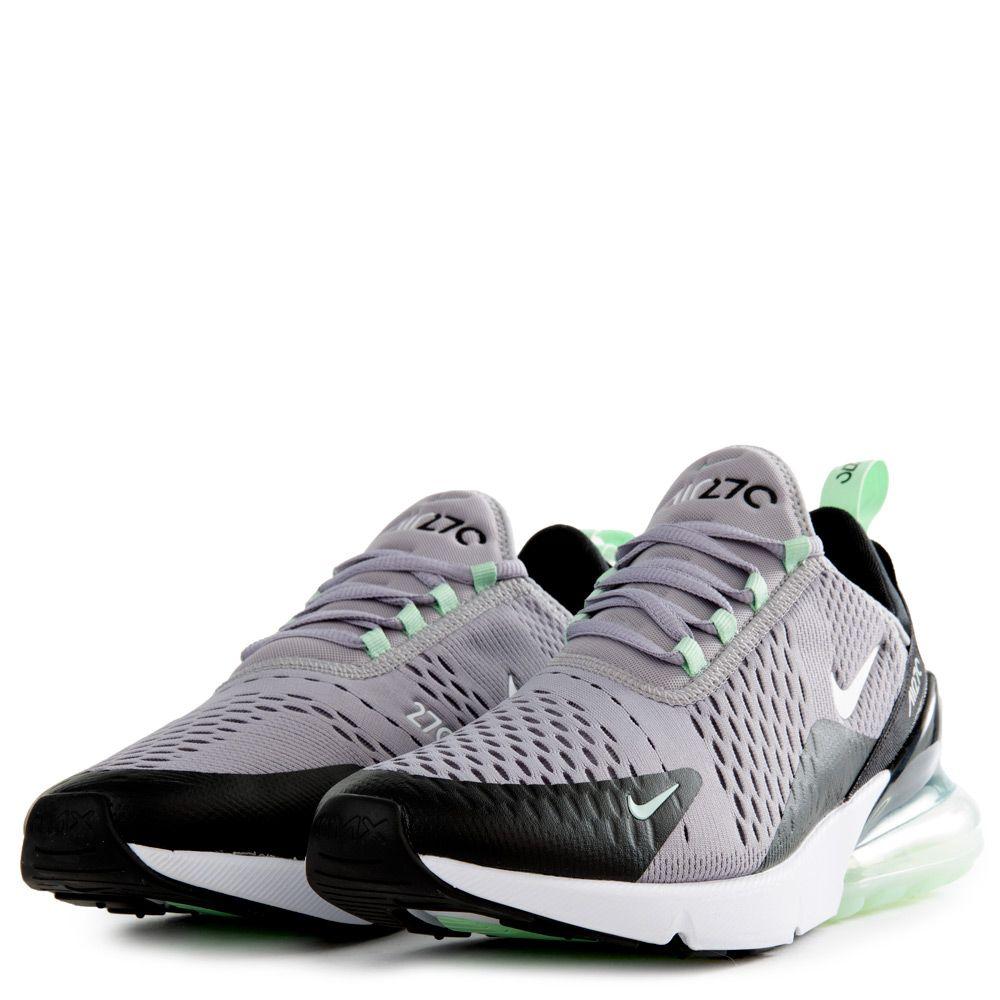 Nike Air Max 270 Mens CJ0520 001 Fresh Mint Grey Black