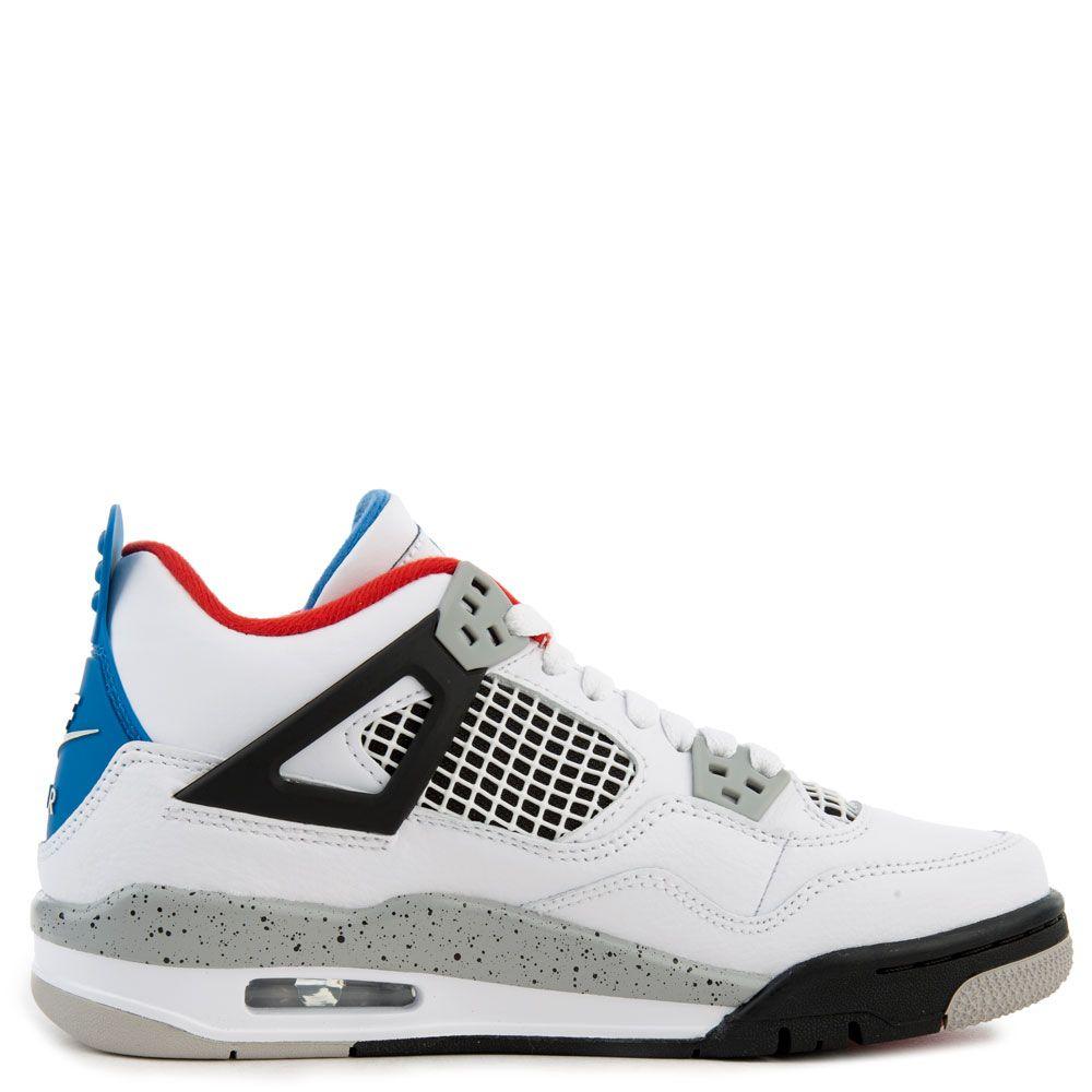 GS) Air Jordan 4 Retro