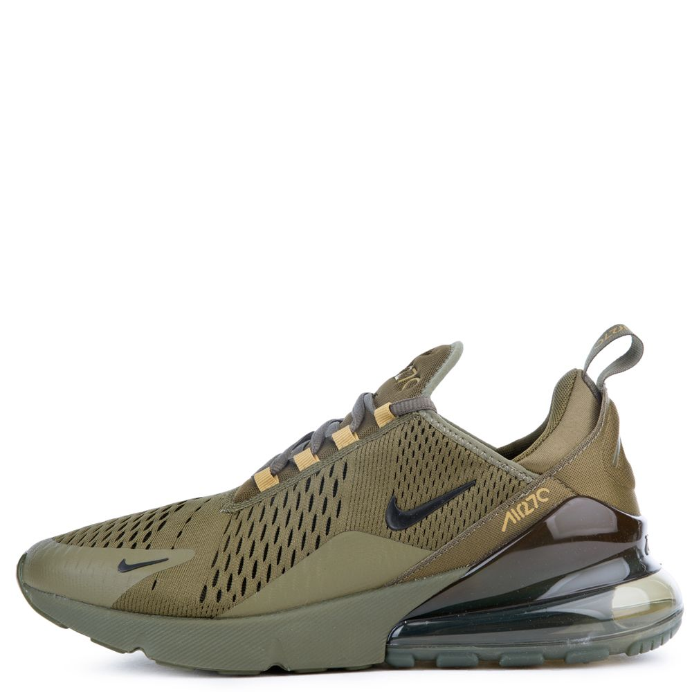 NIKE AIR MAX 270 OLIVE CANVASBLACK OLIVE CANVAS