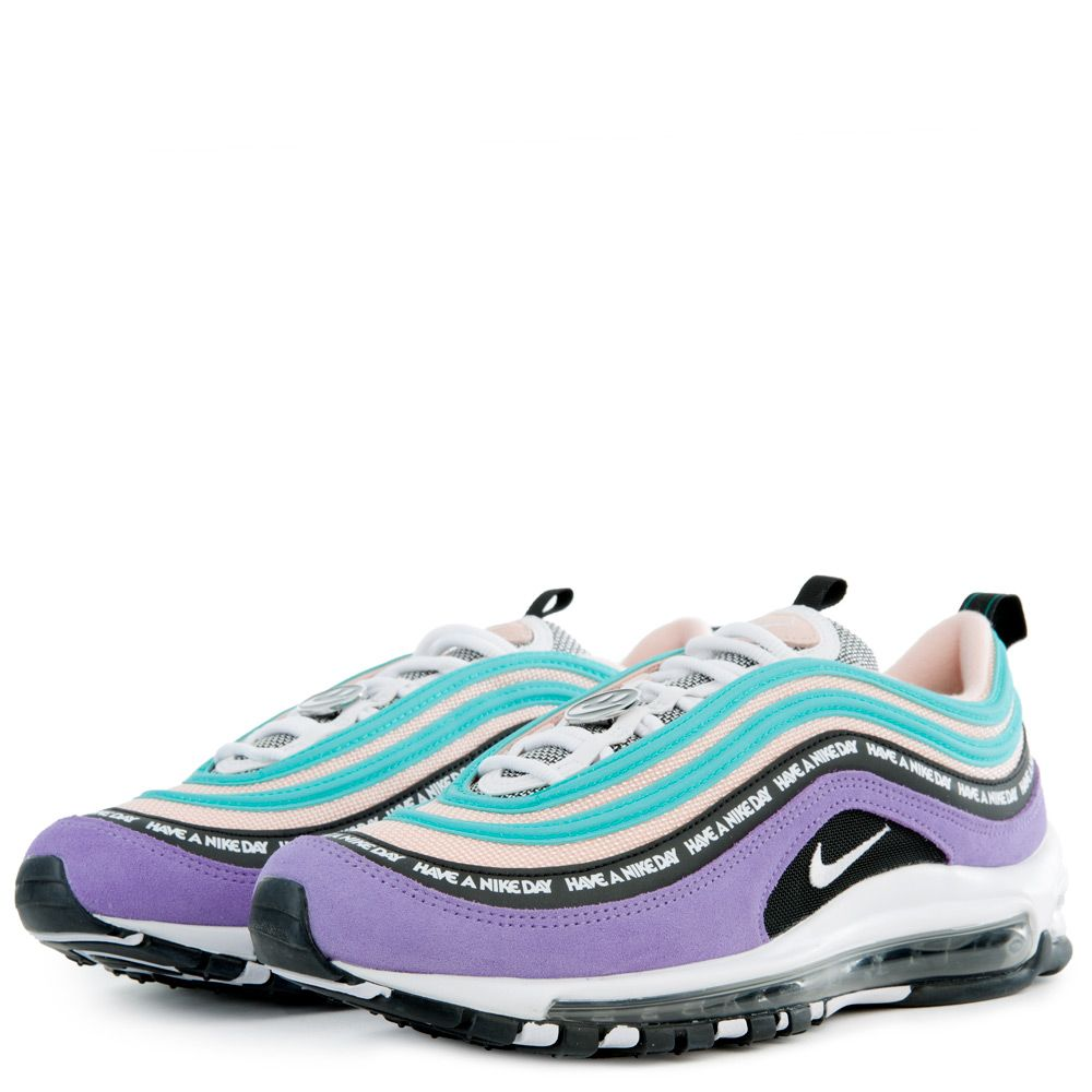 Nike Air Max 97 Nd Space Purplewhite black washed Coral in