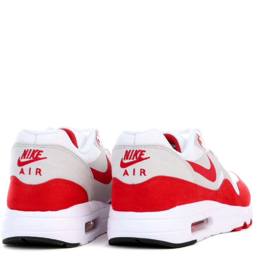 good promo code new arrival NIKE AIR MAX 1 ULTRA 2.0 LE WHITE/UNIVERSITY RED-NEUTRAL GREY-BLACK