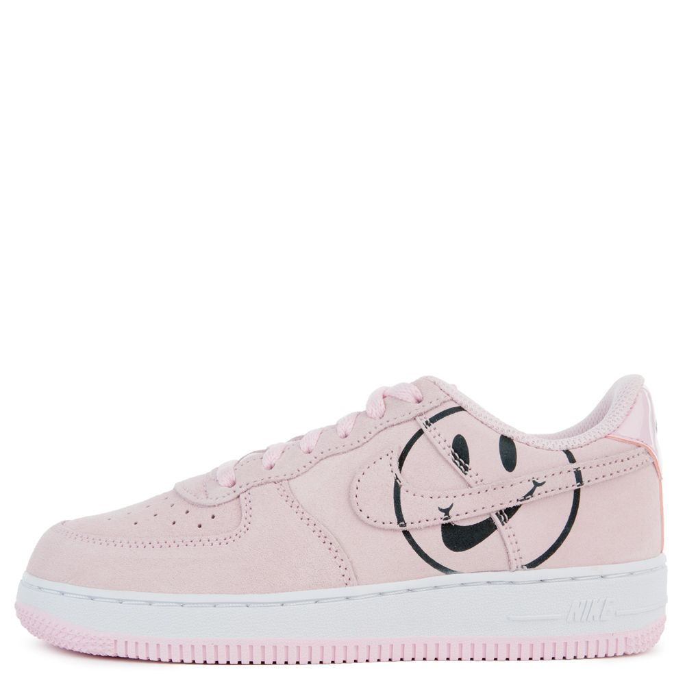 Ps Air Force 1 Lv8 2 Pink Foam Pink Foam Black White