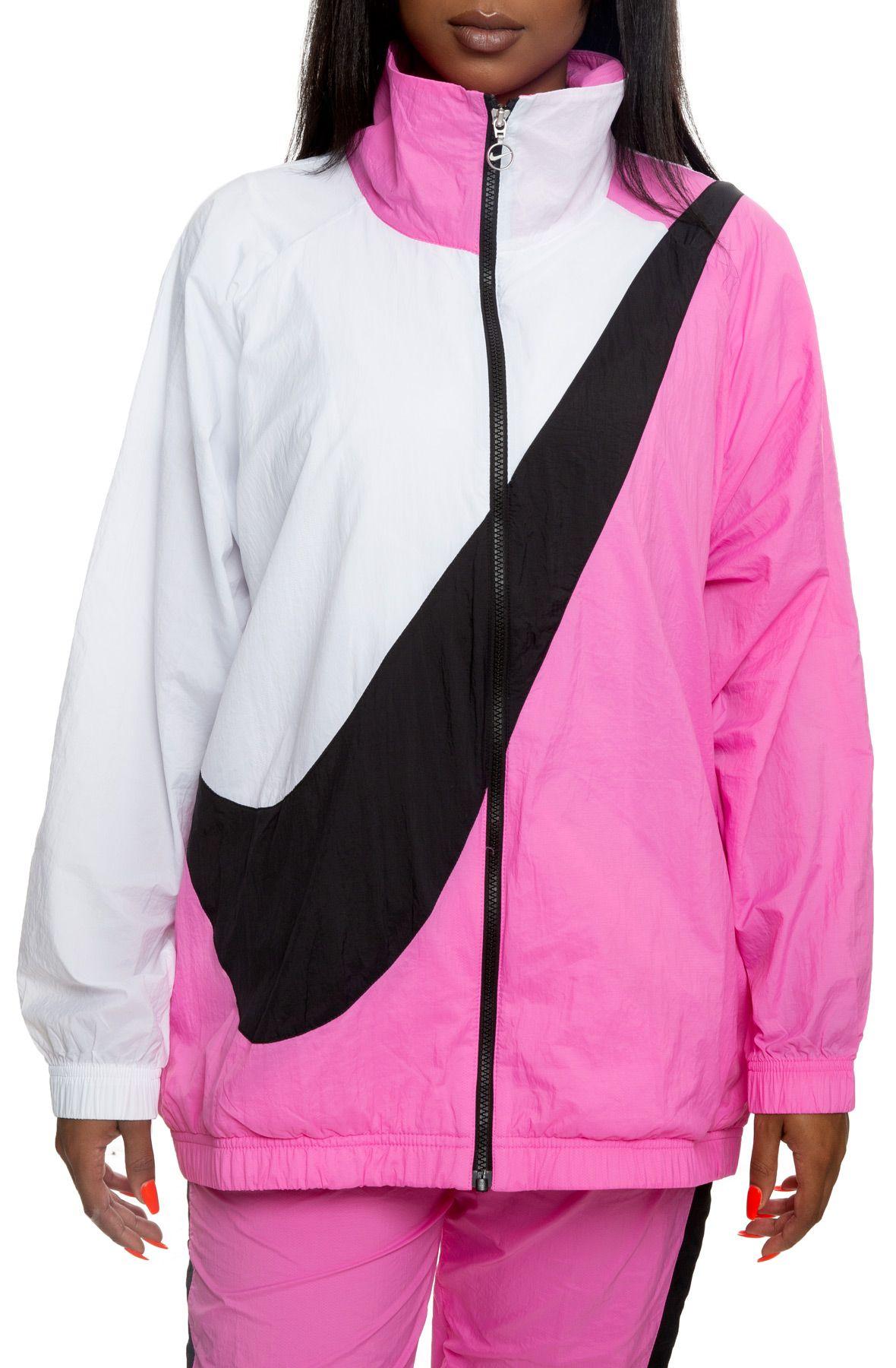 Deudor Heredero Acercarse  Sportswear Swoosh Woven Jacket