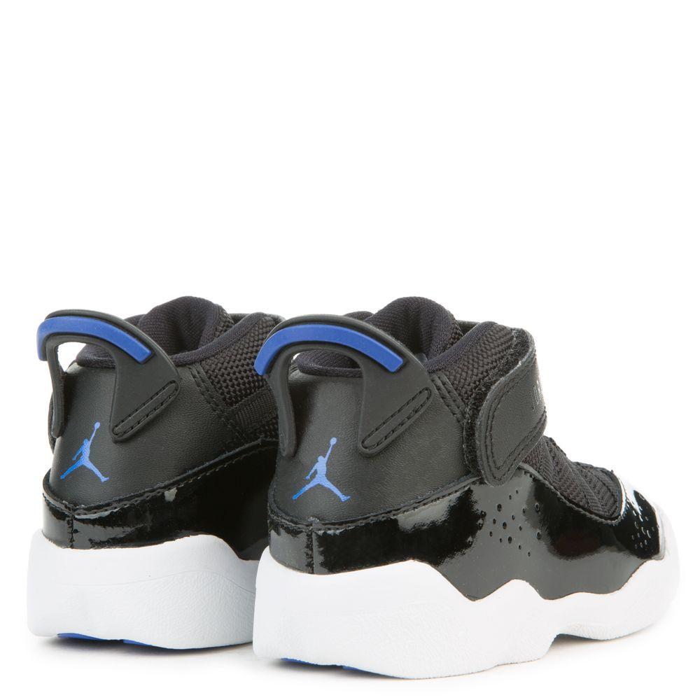 new arrival 03146 d55ec Jordan 6 Ring BLACK/HYPER ROYAL/WHITE