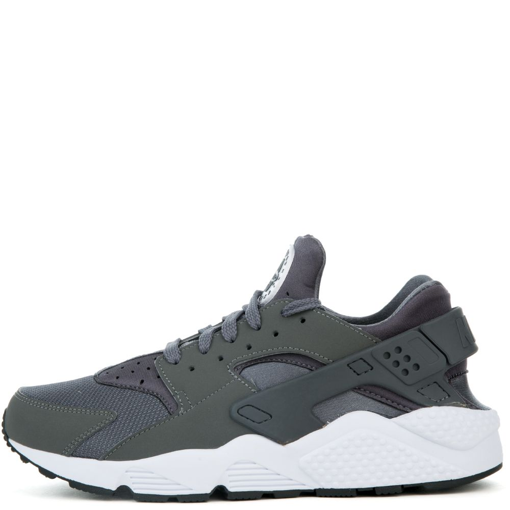 reputable site 798a1 d1a73 MEN'S NIKE AIR HUARACHE DARK GREY/DARK GREY-WHITE-BLACK