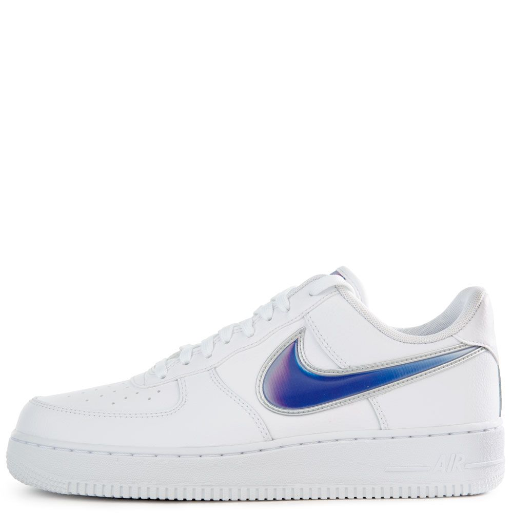 AIR FORCE 1 '07 LV8 3 WHITE/RACER BLUE