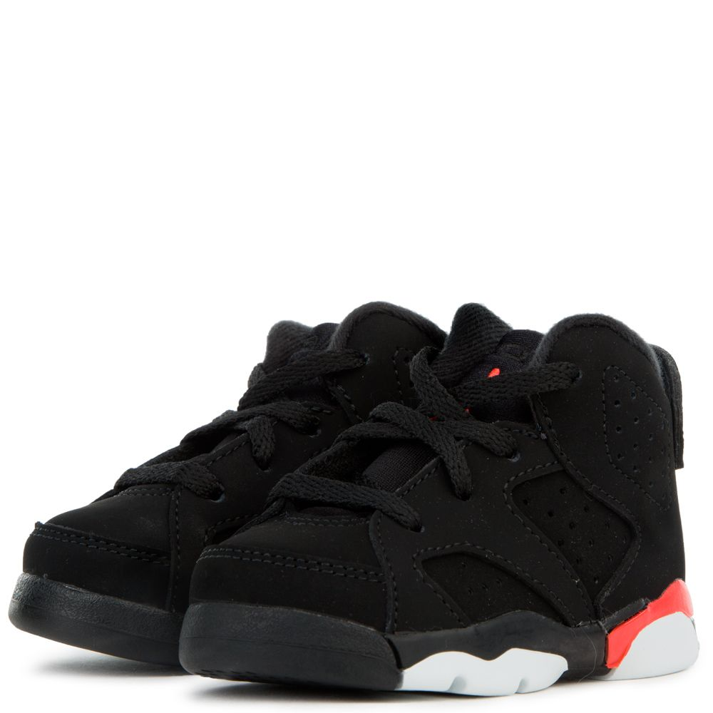 sports shoes 1084d 111ba (TD) AIR JORDAN 6 RETRO BLACK/INFRARED