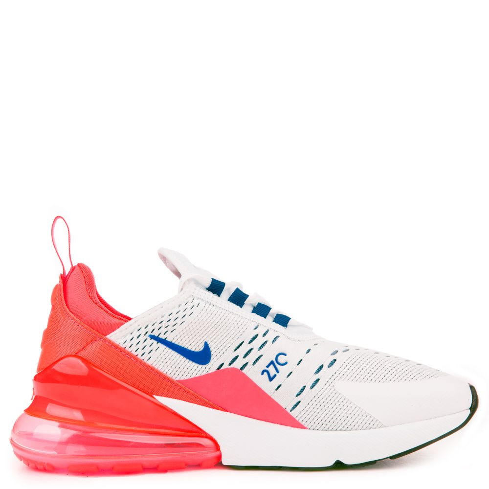 new styles 109c3 6502f Air Max 270 WHITE/ULTRAMARINE/SOLAR RED/BLACK