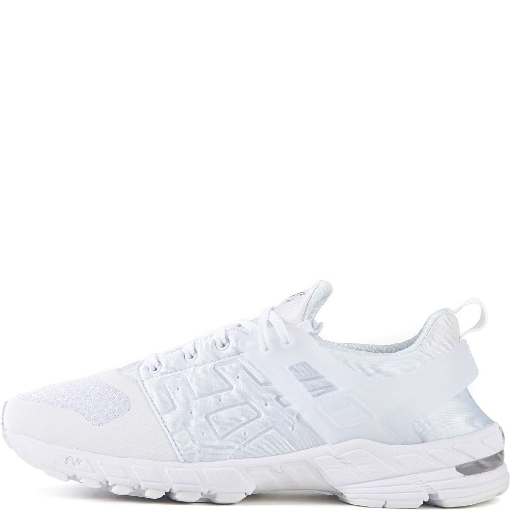 GT-DS White Running Shoes