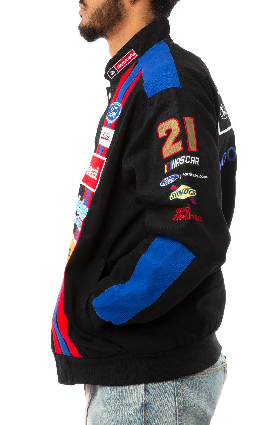 Ford Motorcraft Nascar Racing Jacket