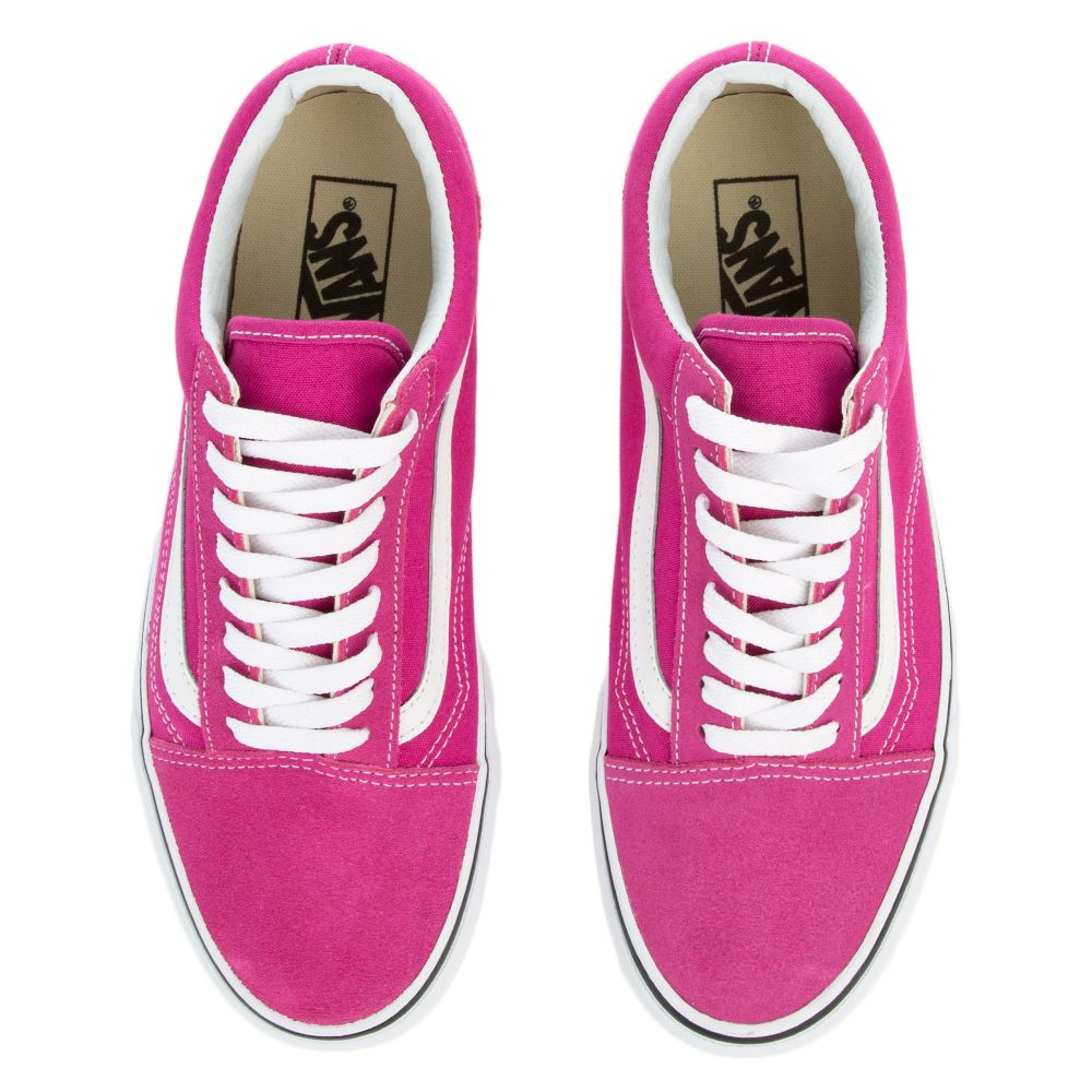 WOMEN'S OLD SKOOL VERY BERRY TRUE WHITE