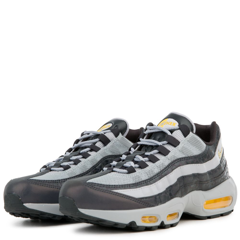 design de qualité 8036c 4aad2 AIR MAX 95 SE REFLECTIVE OFF NOIR/AMARILLO-WOLF GREY