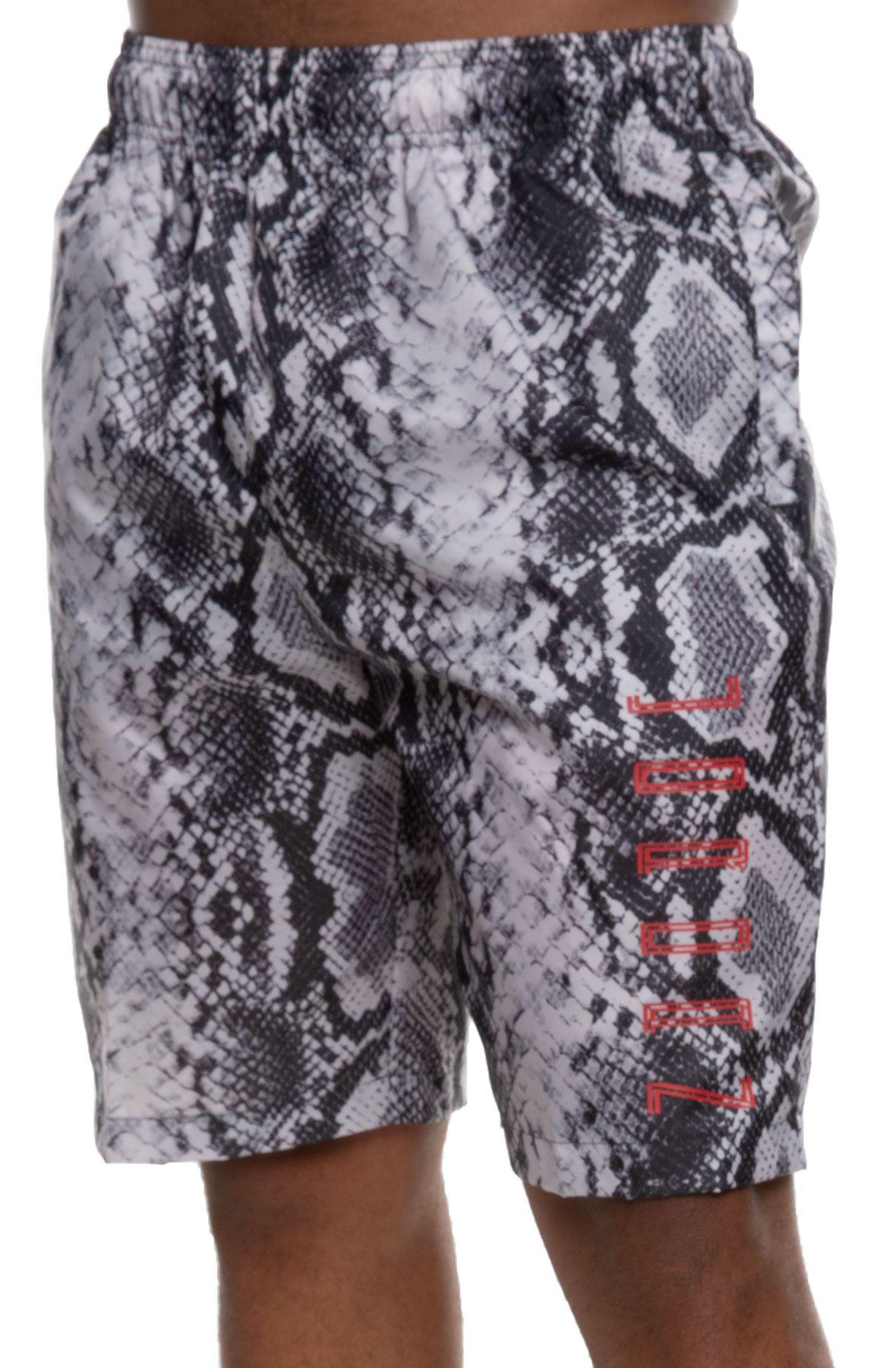 Legacy AJ11 Snakeskin Shorts